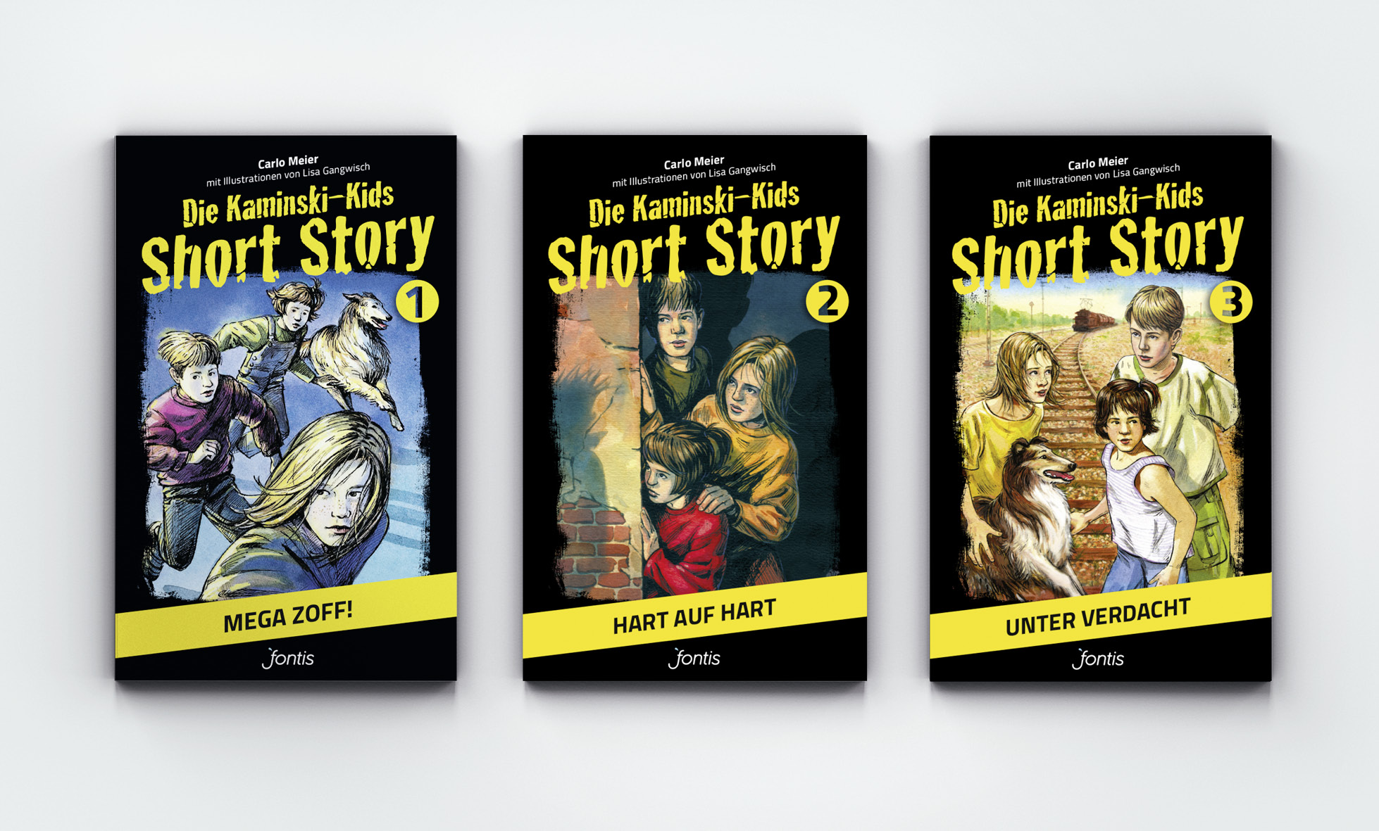 Kaminski-Kids Short Stories